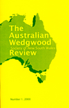 Australian Wedgwood Review 1